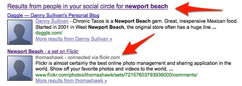 """Google Social Search Launches, Gives Results From Your Trusted """"Social Circle"""""""