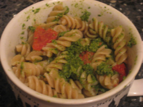 Parsley Sunflower Pesto