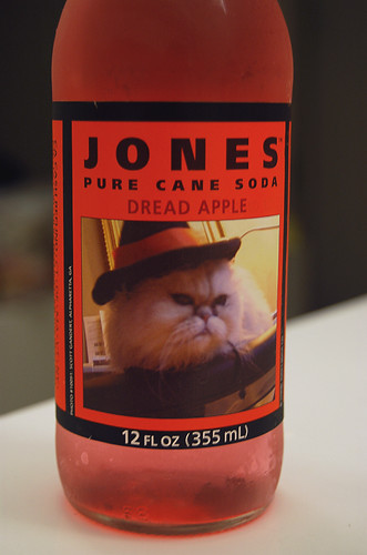 Jones Soda - Dread Apple