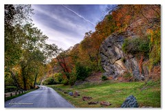 End of Day (subtlegina) Tags: road autumn fall wv harpersferry hdr nikond300 ginaengland subtlegina ginaenglandphotography