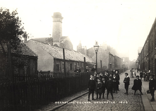 012521:Brandling Village Jesmond Unknown c.1910-1912