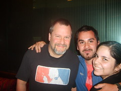 Con Billy!!! ^_^ (cyn_1988bv) Tags: chile santiago billy gould faithnomore fnm billygould