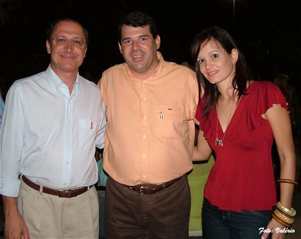 Raimundo - Alckmin - Daniela