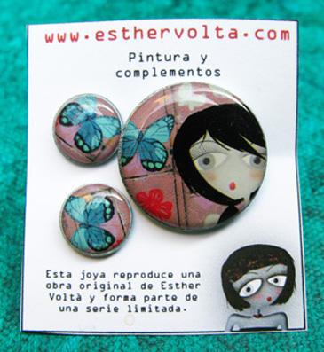 Joyas, accesorios y bolsos de Esther Voltá