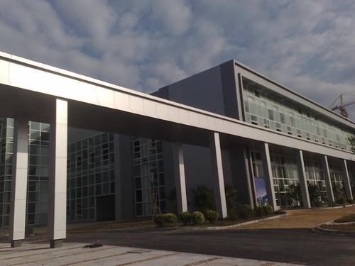 meeting building