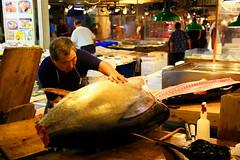 Tsukiji Market 築地市場 2 (ShibataBread) Tags: tsukiji