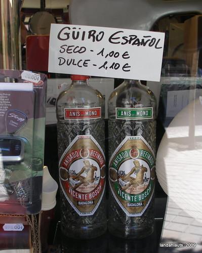 Güiro Español