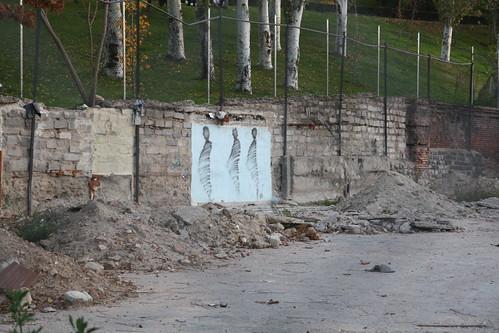 ruinas calle segovia