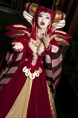 Yume Winners (Anna Fischer) Tags: cup ball costume dress cosplay vampire competition prize cosplayer gown traje winners yume kostm  puku bloodlust vampirehunterd