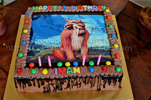 Cake 3854