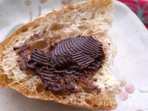 米亞諾蘋果巧克力抹醬