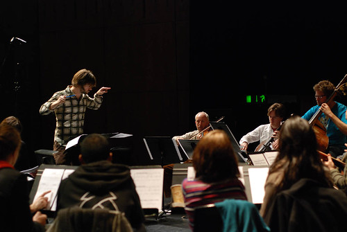 Workshopping Concerto for Beatboxer and Orchestra