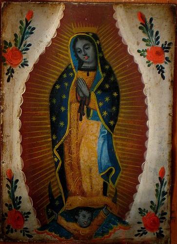 Servicio Virgen morena