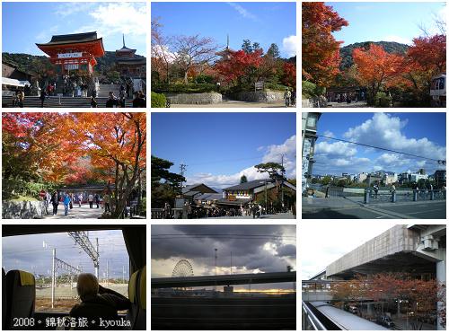 2008,錦秋洛旅。Summary :Nov19。
