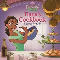 Tiana's Cookbook (Disney)