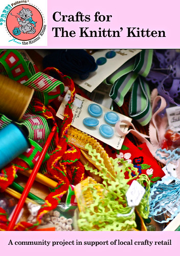 Crafts for the Knittn' Kitten!
