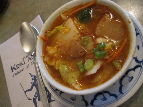Spicy Veggie Soup