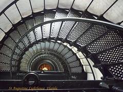 Lighthouse stairs - 219 steps ! (tinica50) Tags: lighthouse stairs spiral escada farol caracol linescurves supershot gününeniyisithebestofday windmillsspirals luxtop100