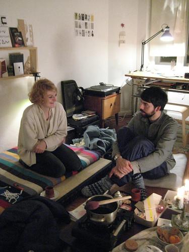 Amande und Jan
