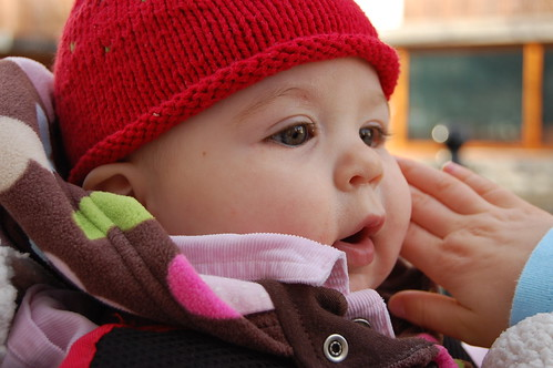 Mira, 7 months