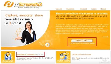 jetscreenshot.com программа для скриншотов
