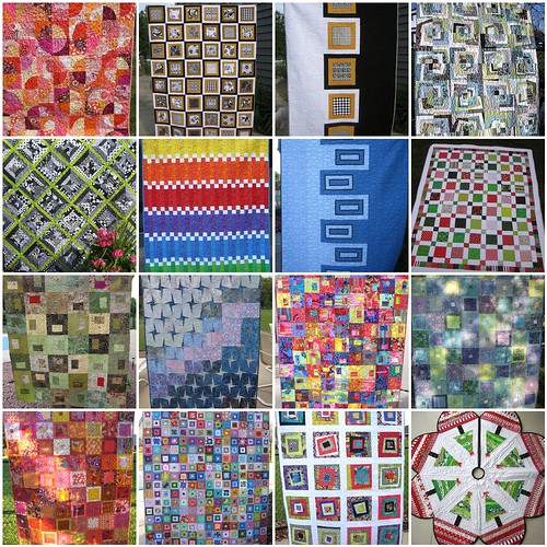 Some of my 2009 Quilts