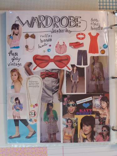 style school homework: wardrobe inspiration