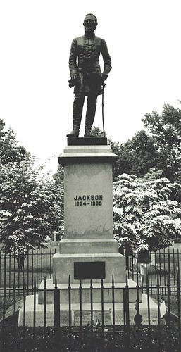 Statue of Stonewall Jackson