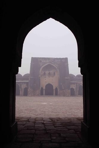 City Secret - Begumpuri Masjid, Sarvapriya Vihar