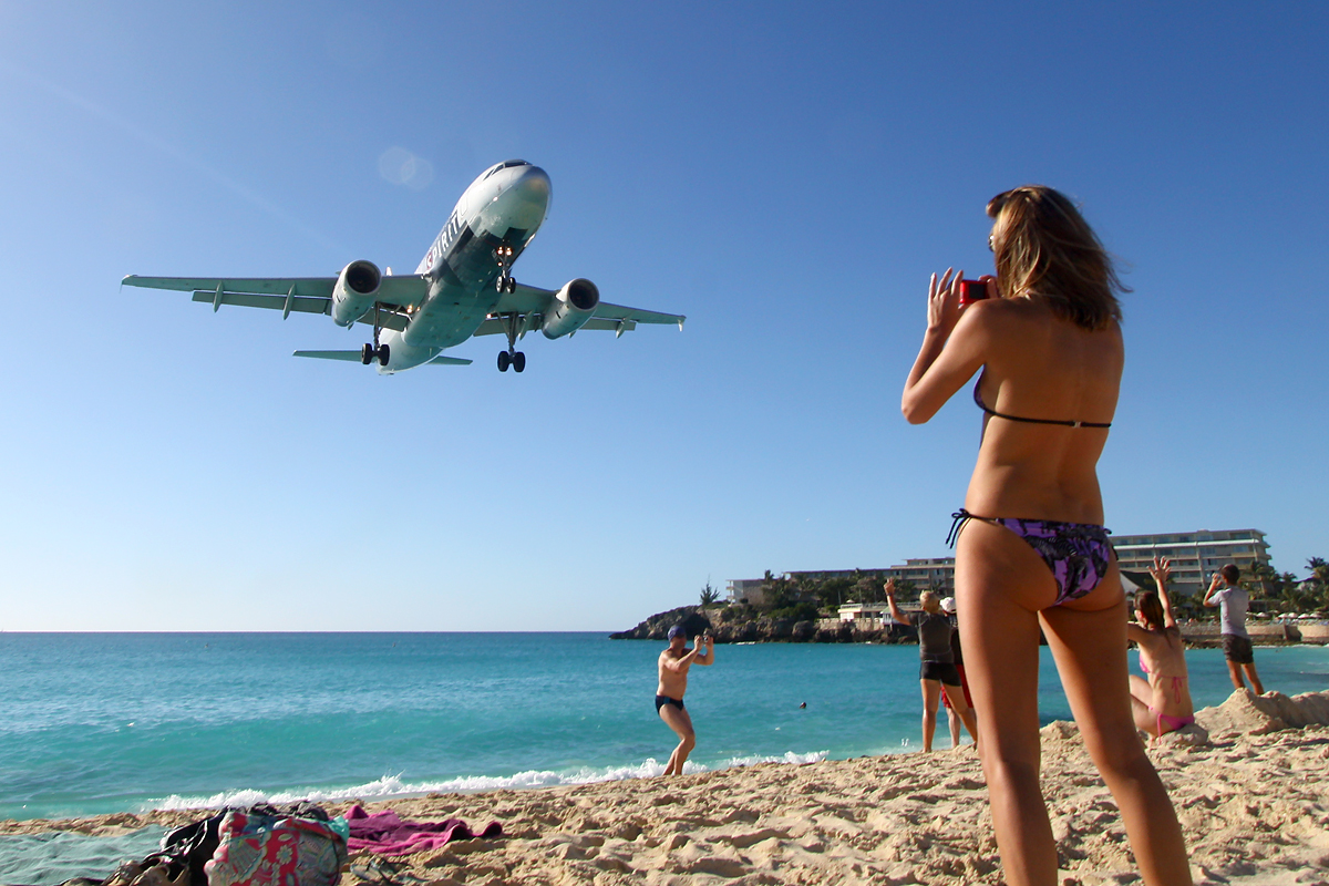 Air And Babes St Maarten Transportation In Photography On The Net Forums