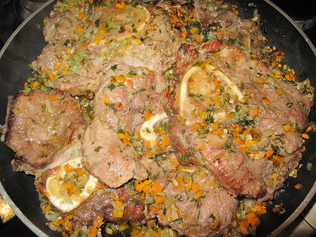 Osso Buco in the making  9july09