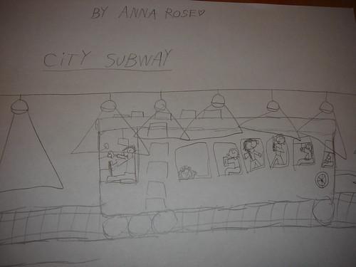 Sketch Tuesday Big City