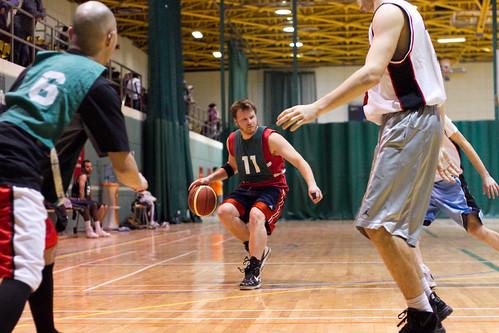 ODSA & ASSQ basketball