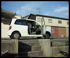 Choushi Matatabi 2 #11 / 2 #11 (holy) Tags: color 120 japan port kodak rangefinder chiba brownie 6x7 nikkor 67 folding rf  plaubel makina  choushi   160nc  matatabi 80mmf28 kodakportra160 makina67  160nc2 tokawa nikkor80mmf28    2