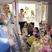 The party watches as Fairy Godmother Sings!