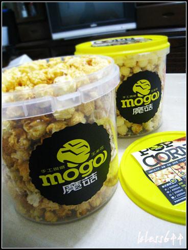 mogo魔菇手工玉米花