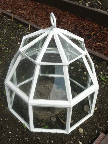 Octagonal cloche