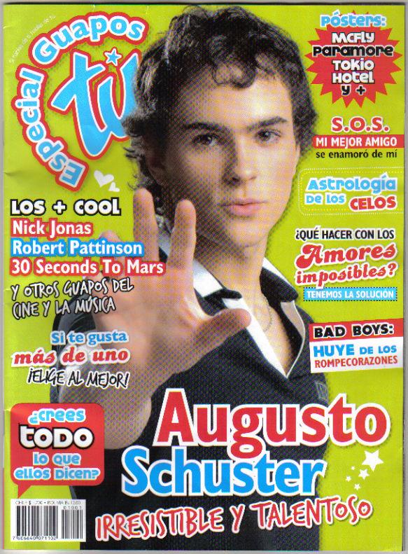 portada especial TÚ enero 2010