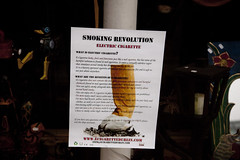 Smoking Revolution - Electric Cigarette