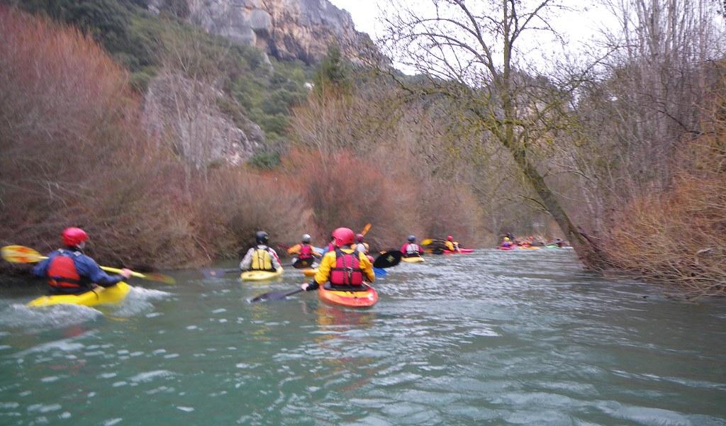 Descenso ríos Urederra y Ega 020