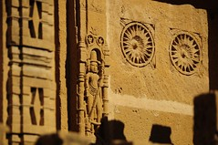 Carvings at Lodurva Jain Temple (Saumil U. Shah) Tags: india religious temple sandstone religion jain carvings jaisalmer rajasthan shah भारत saumil incredibleindia lodurva rajasthanthecolourstate derasar saumilshah ભારત अतुल्यभारत અતુલ્યભારત