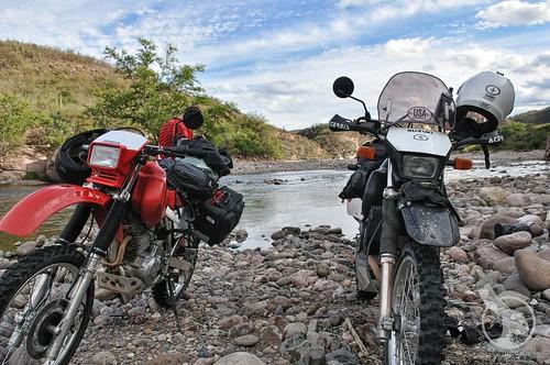 River Near Tubares