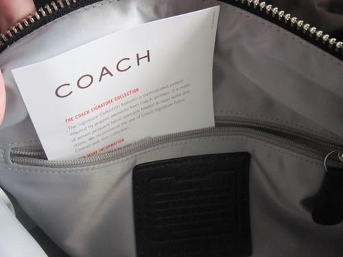 COACH 13642 RM 800