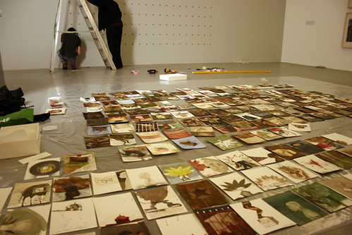 TATE INSTALLATION