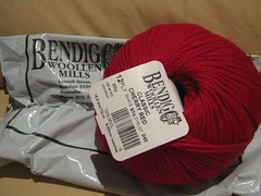 Bendigo Chrry Red