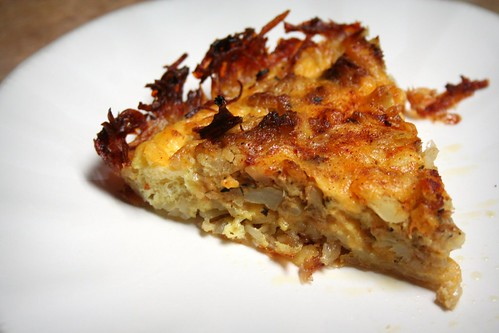 moosewood's cauliflower cheese pie | When Harry Met Salad