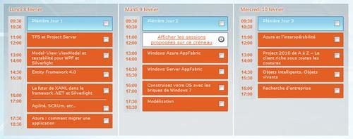 techdays2010_agenda