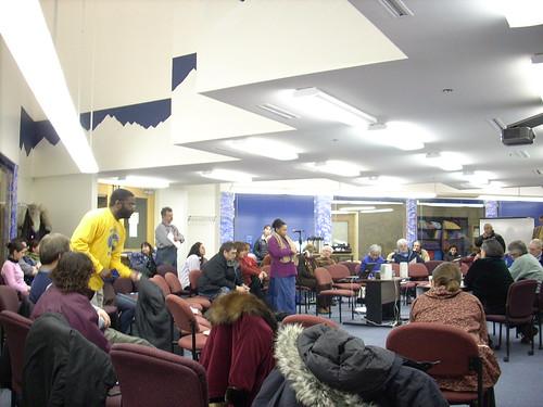 Job forum Alaska