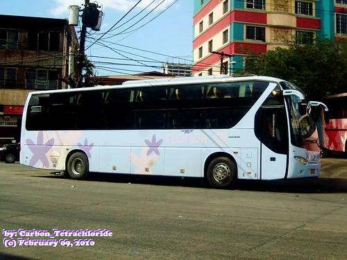GV Florida Transport Inc. - Golden Dragon XML6127 Sleeper Bus
