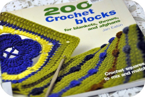Crochet Block Book